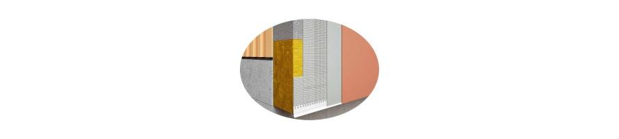 Lišty pre zatepľovací systém - ETICS