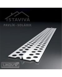 Lišta P-RO PVC rýchloomietnik 3 m