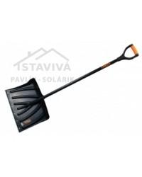 Lopata na sneh ERGO čierna 3460x460 mm
