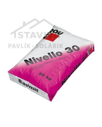 Baumit Nivello 30 25 kg