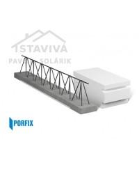 Porfix Stropná vložka 500 x 200 x 250
