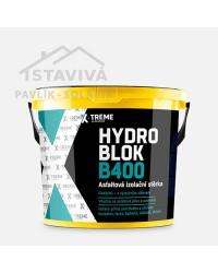 Asfaltová izolačná stierka HYDRO BLOK B400  5 kg