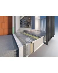 Balkónový profil - STONE 2,5 m