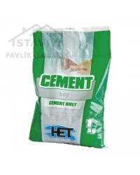 Cement biely 1,5 kg