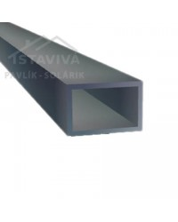 Oceľový profil JAKL 30x20 2 mm / 6 m