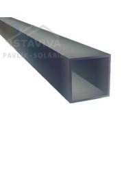 Oceľový profil JAKL 40x40 2 mm / 6 m