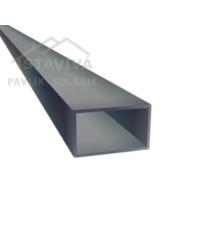 Oceľový profil JAKL 50x30 2 mm / 6 m