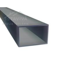 Oceľový profil JAKL 60x30 2 mm / 6 m