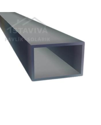 Oceľový profil JAKL 100x50 3 mm / 6 m