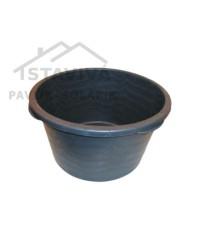 Maltovník - murárska nádoba guľatá