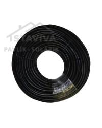 Vodováha nivelačná - náhradná hadica čierna 100 m