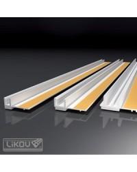 Lišta okenný profil APU 2,4 m (PS-VH)