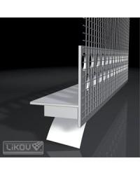 Parapetný profil spojovací 2 m (LX-SPP)