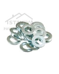 Podložky Zn DIN 125A (balenie)