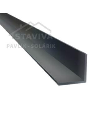 Oceľová tyč L 20x20 3 mm / 6 m