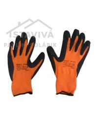Pracovné rukavice Latex