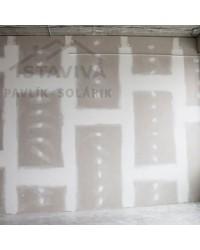 Sadrokartón štandardný Knauf GKB 12,5 mm 2 x 1,2 m