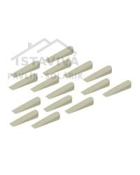 Špárovacie kliny 0 - 4 mm