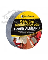 Strešný bitúmenový pás - DenBit ALUBAND 10 m