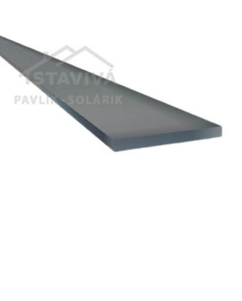 Oceľová tyč plochá 100 / 6 mm / 6 m