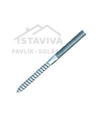Valcové skrutky s vnútorným upínaním (drážkou TX)